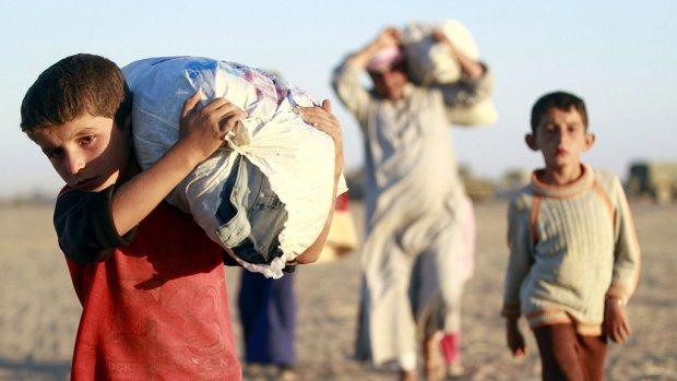 Al 130.000 Syrische Koerden gevlucht naar Turkije