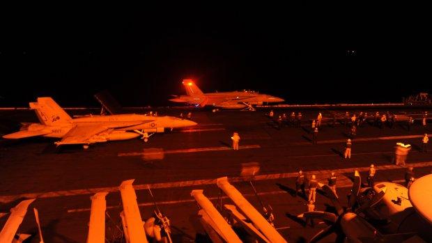 'Aanval in Syrië voorkwam aanslag al-Qaeda'