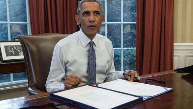 Hoeveel steun krijgt Obama voor de luchtaanval in Syrië?