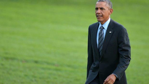 Obama: Dit is niet alleen een strijd van de VS
