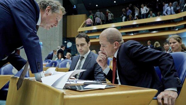 Kamer steunt Amerikaanse aanval in Syrië