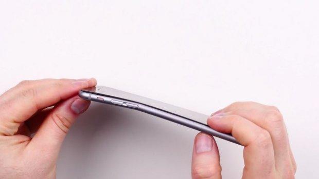 Bendgate: iPhone 6 wordt krom in broekzak