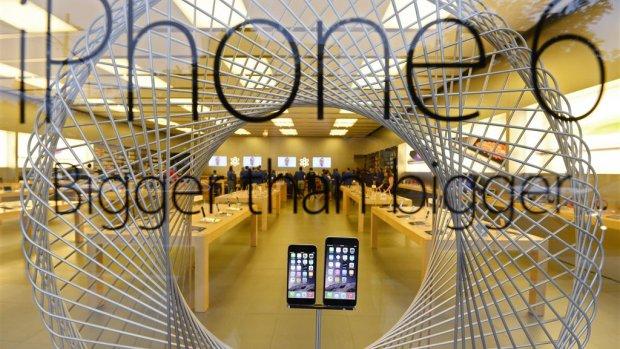 Apple: Pas negen klachten over 'bendgate'