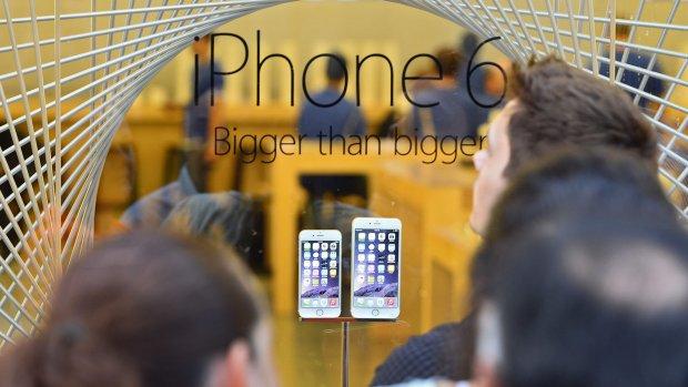 Gebruikers iPhone 6 klagen over Bluetooth