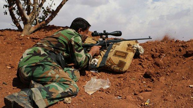 Zeker 12.000 man nodig om Oost-Syrië te heroveren