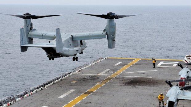 Vermiste Amerikaanse marinier vermoedelijk dood