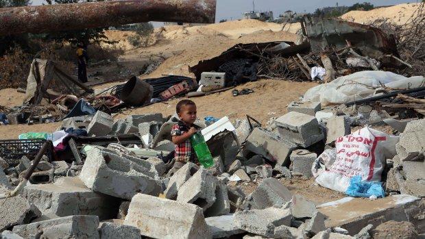 Ruim 1,6 miljard euro voor wederopbouw Gaza