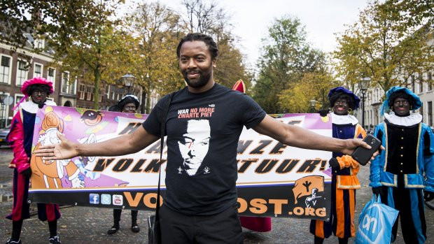 Grote drukte bij zitting over Zwarte Piet