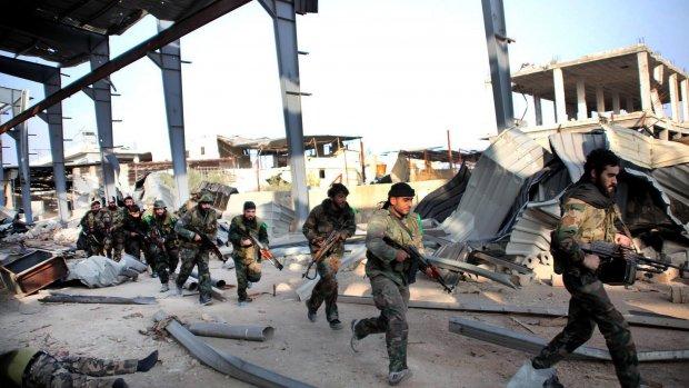 Syrië: straaljagers IS vernietigd