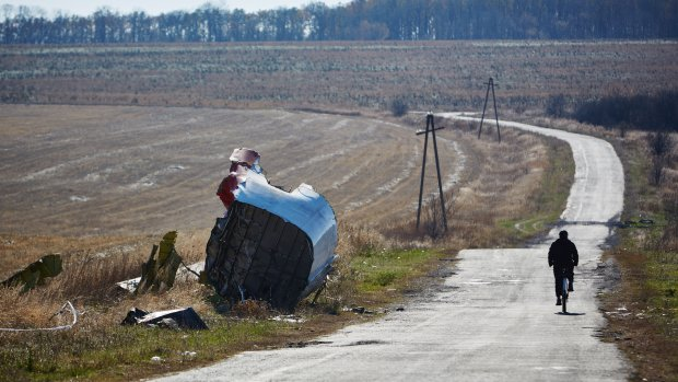 Vijf slachtoffers MH17 geïdentificeerd