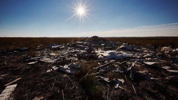 Onderhandelingen over berging wrakstukken MH17 in volle gang
