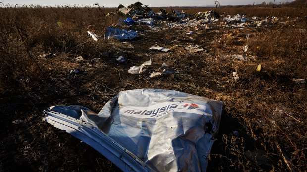 Opnieuw stoffelijke resten slachtoffers MH17 geborgen