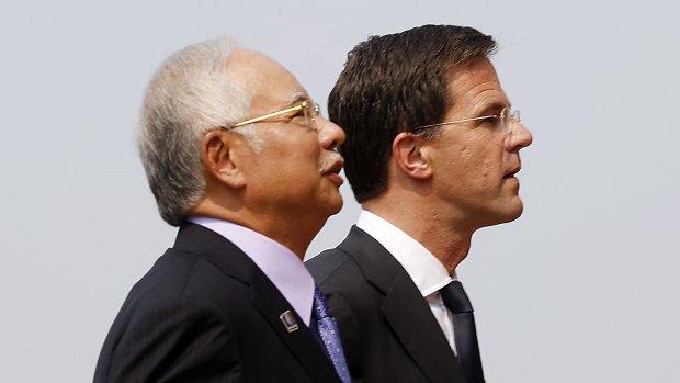 'Oekraïne wil Maleisië niet in onderzoeksteam MH17'