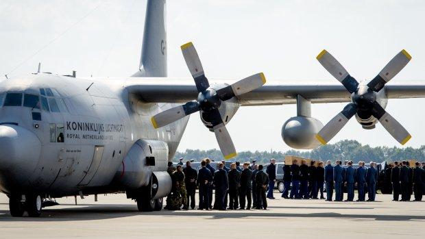 MH17: Deze 15 foto's maakten diepe indruk