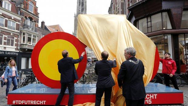 Luchtruim tijdens Tour in Utrecht gesloten