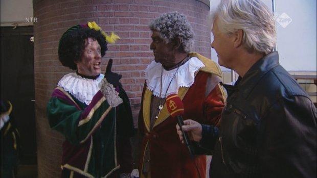 Witte Pieten in Sinterklaasjournaal: 'Kleur doet er niet toe'