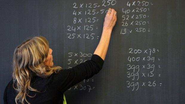 Lesgeven populair, werken als leraar niet: te slechte voorwaarden