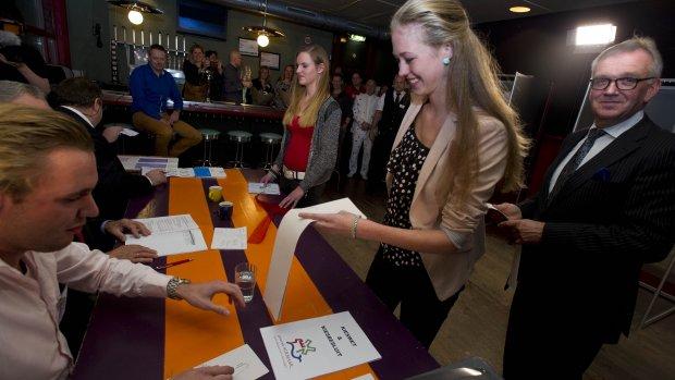 Eerste Kamer: stem uit Flevoland 26 procent belangrijker dan stem uit Friesland