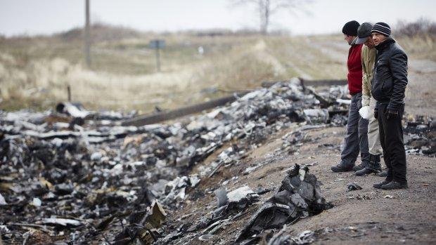 Rusland bezorgd over wrakstukken MH17