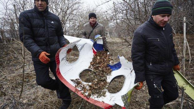 Vetorecht Oekraïne in strafonderzoek MH17