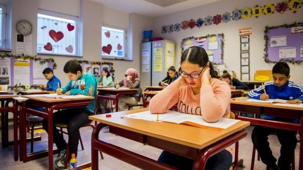 Lek in beveiliging privégegevens schoolkinderen
