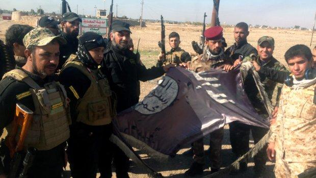 Iran bevestigt luchtaanvallen op IS