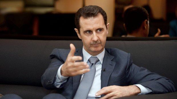 Assad verwacht lange strijd tegen IS