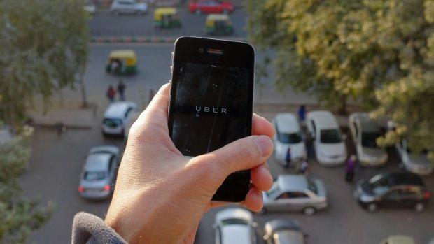 Uber stopt niet met verboden taxi-app