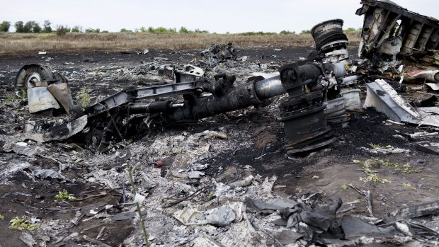 Zoektocht crashsite MH17 gaat na winter verder