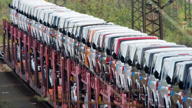 Sjoemeldiesels kost Volkswagen 14,7 miljard in de VS