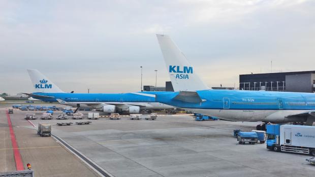KLM: Alleen handbagage mee op vlucht vanuit Caïro