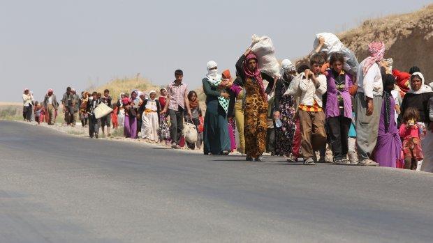 Amnesty: IS pleegt oorlogsmisdaden tegen vrouwen
