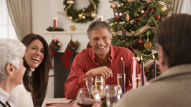 Editie Kerst Check: zo houd je het kerstdiner gezellig
