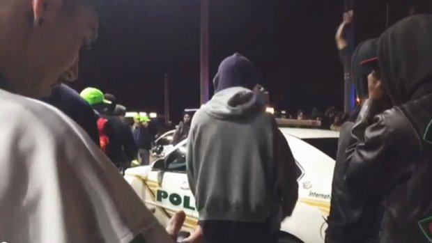 'Politie schiet weer zwarte jongen dood bij Ferguson'