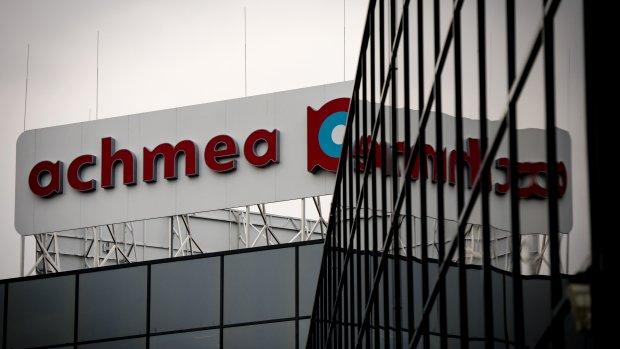 Gegevens van duizenden klanten Achmea gelekt