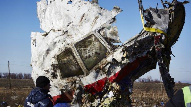 Vliegroute MH17: onderzoek rol geheime dienst