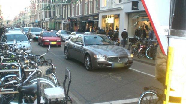 Het ware verhaal achter de Maserati van Hubert Möllenkamp
