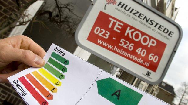 Belofte energielabel wordt totaal niet waargemaakt