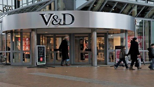 V&D wil alle lonen met 6 procent verlagen