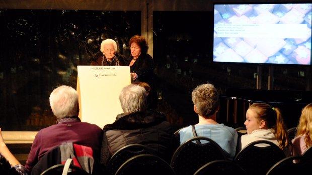 Auschwitzherdenking begonnen met voorlezen namen slachtoffers
