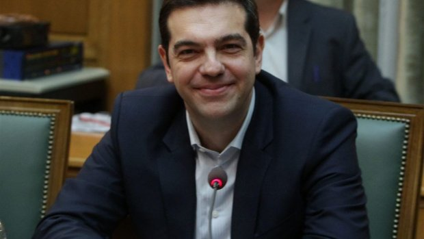 Tsipras: we houden ons aan ons verkiezingsprogramma