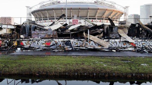 'Eind dit jaar nieuw supportershome Ajax'
