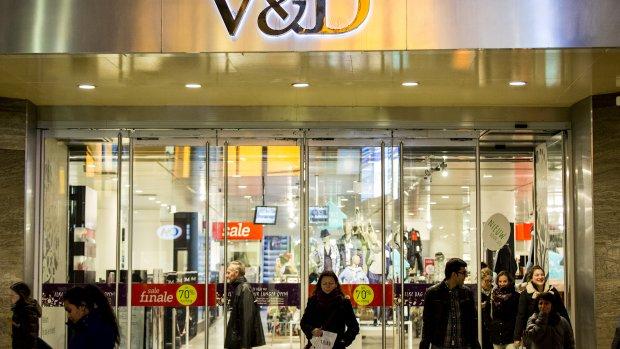 V&D doet verhuurders vandaag nieuw voorstel