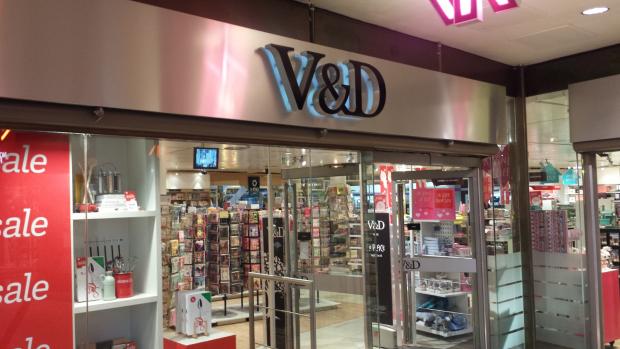 V&D: winkels gaan maandag gewoon open