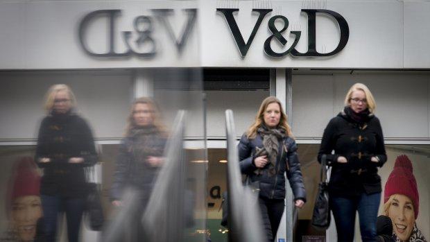 V&D op rand van faillissement: 'Rampzalig voor personeel'