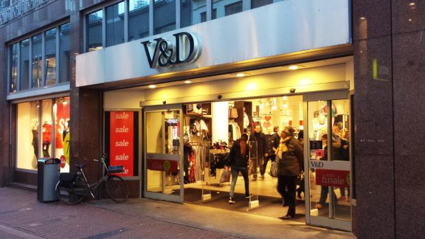 V&D wil 220 werknemers ontslaan