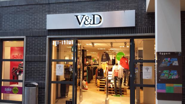 'Gesprekken V&D in volle gang'