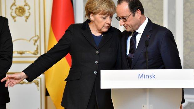 'Aan het front wordt het succes van de overeenkomst bepaald'