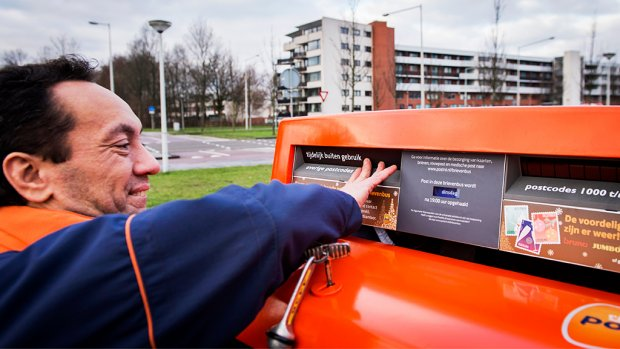'Belgisch Bpost wil PostNL overnemen'