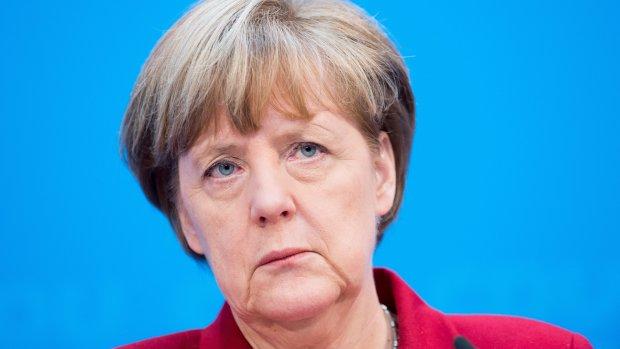 Waarom Merkel wakker ligt van dieselgate